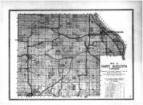 Saint Augusta Township, Stearns County 1912